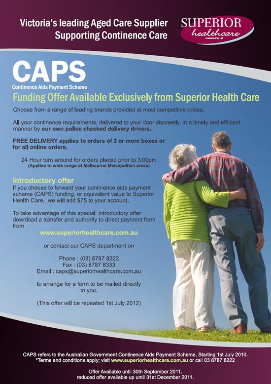 Superior Health CAPS