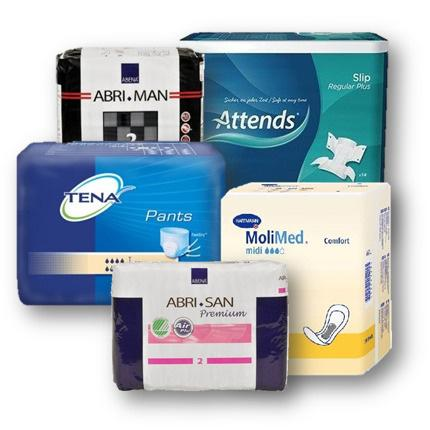 CONTINENCE PRODUCTS