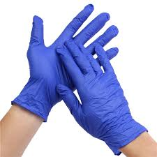 FOOD GLOVES (BLUE)