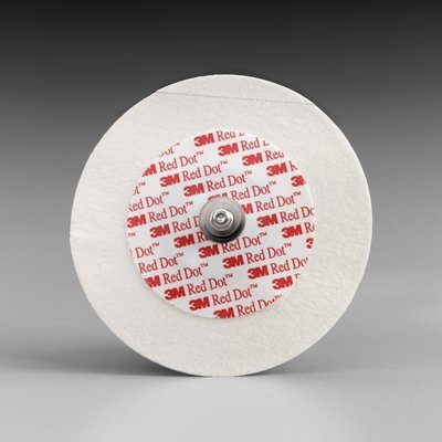 3M RED DOT ELECTRODES- ADULT, PK100