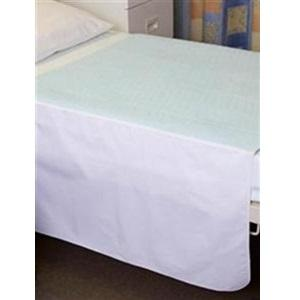 Crystal Bed Protector Pad with Tuck Ins 90cm x 90cm (MACK-e), each