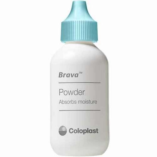 BRAVA OSTOMY POWDER BOTTLE