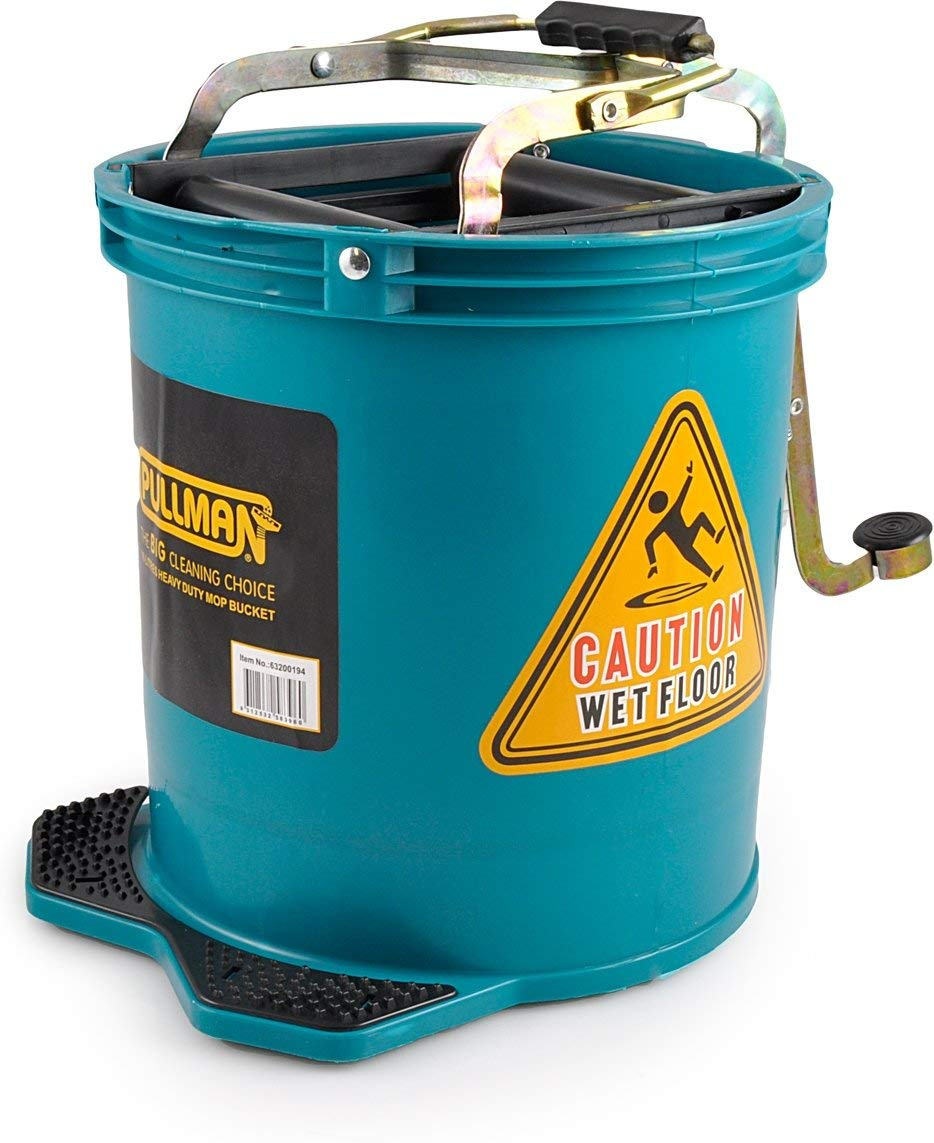 MOP BUCKET GREEN, EACH