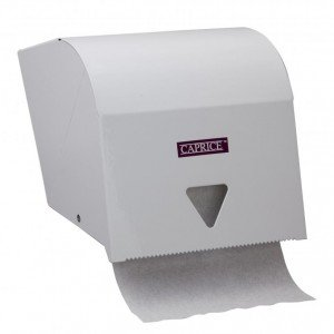 CAPRICE ROLL TOWEL DISPENSER- METAL