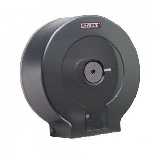 CAPRICE JUMBO TOILET ROLL DISPENSER- PLASTIC