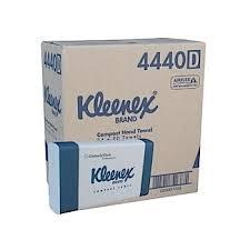 Kleenex Compact Hand Towel 4440, CTN 24
