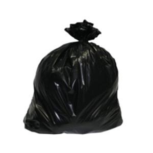 72L-77L Garbage Bags BLACK HD, CTN 250