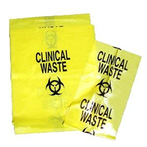 55L Clinical Waste Bag 565 x 990mm, Box 200