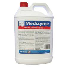 MEDIZYME NATURAL ENZYME CLEANER 5L EACH
