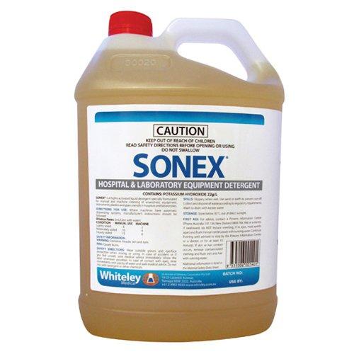 SONEX ALKALINE INSTRUMENT DETERGENT 5L, EACH