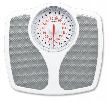 MECHANICAL BATHROOM SCALES, EACH