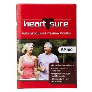 OMRON HEARTSURE BLOOD PRESSURE MACHINE BP100, EACH
