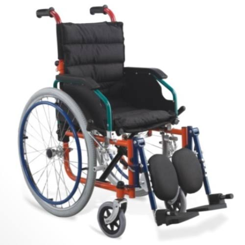 WHEELCHAIR PAEDEATRIC CHILD RAINBOW