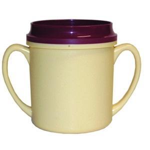 KH Traditional Double Handle Mug