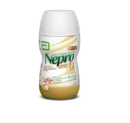 NEPRO LOW PROTEIN VANILLA 220ML, BOX 30