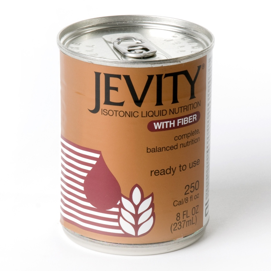 Jevity Fibre Unflavoured Can 237mL, Box 24