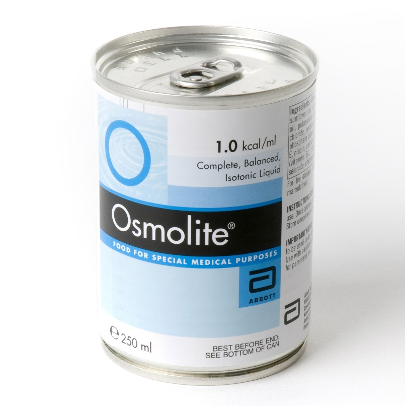 Osmolite Can 250mL, Box 24