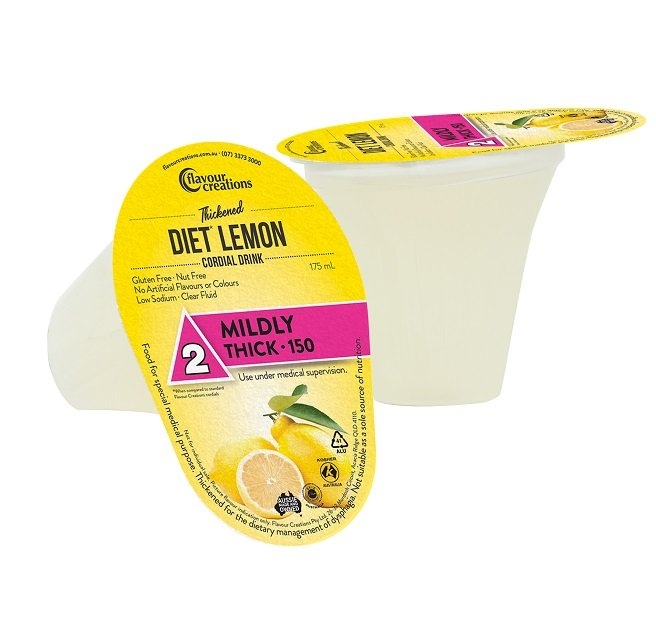 FLAVOUR CREATIONS DIET LEMON CORDIAL LEVEL 150, BOX 24