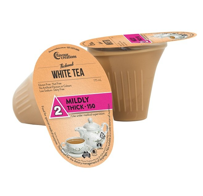 FLAVOUR CREATIONS WHITE TEA LEVEL 150 BOX 24