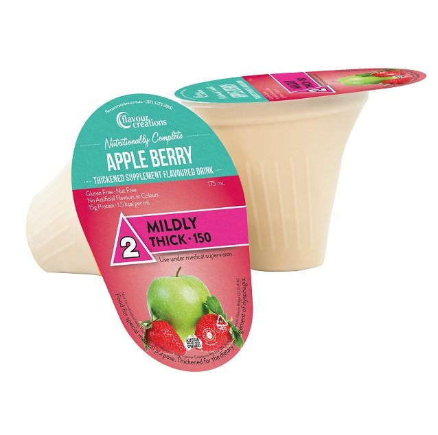 FLAVOUR CREATIONS FMR NC APPLE BERRY LEVEL 150 BOX 24