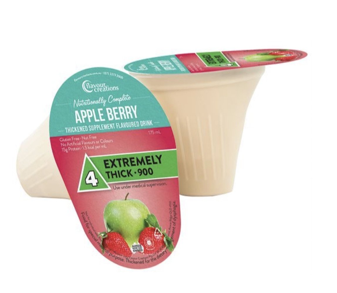 FLAVOUR CREATIONS FMR NC APPLE BERRY LEVEL 900, BOX 24