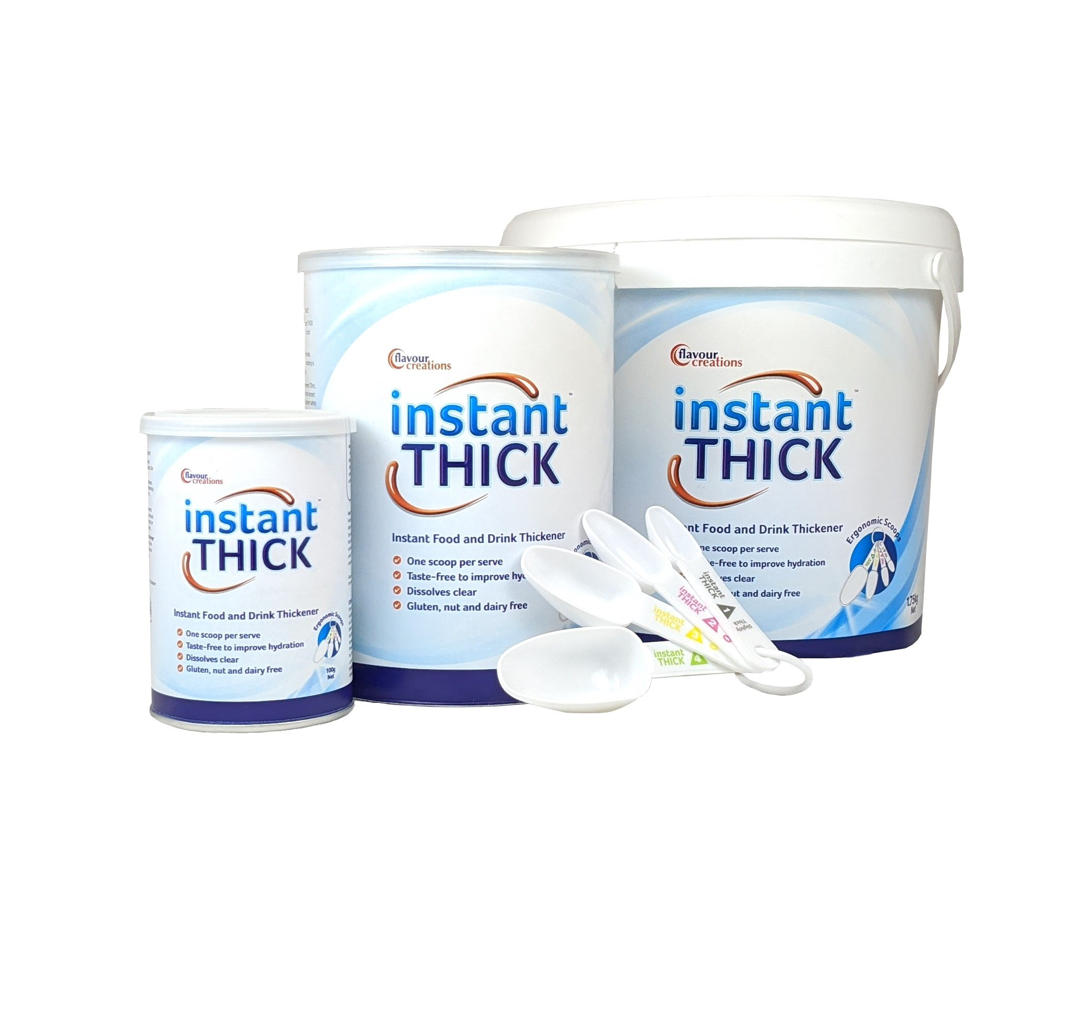 Flavour Creations Instant Thick 100g