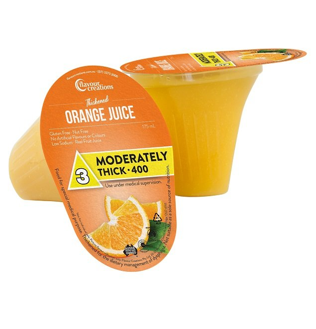 FLAVOUR CREATIONS ORANGE JUICE LEVEL 400 BOX 24