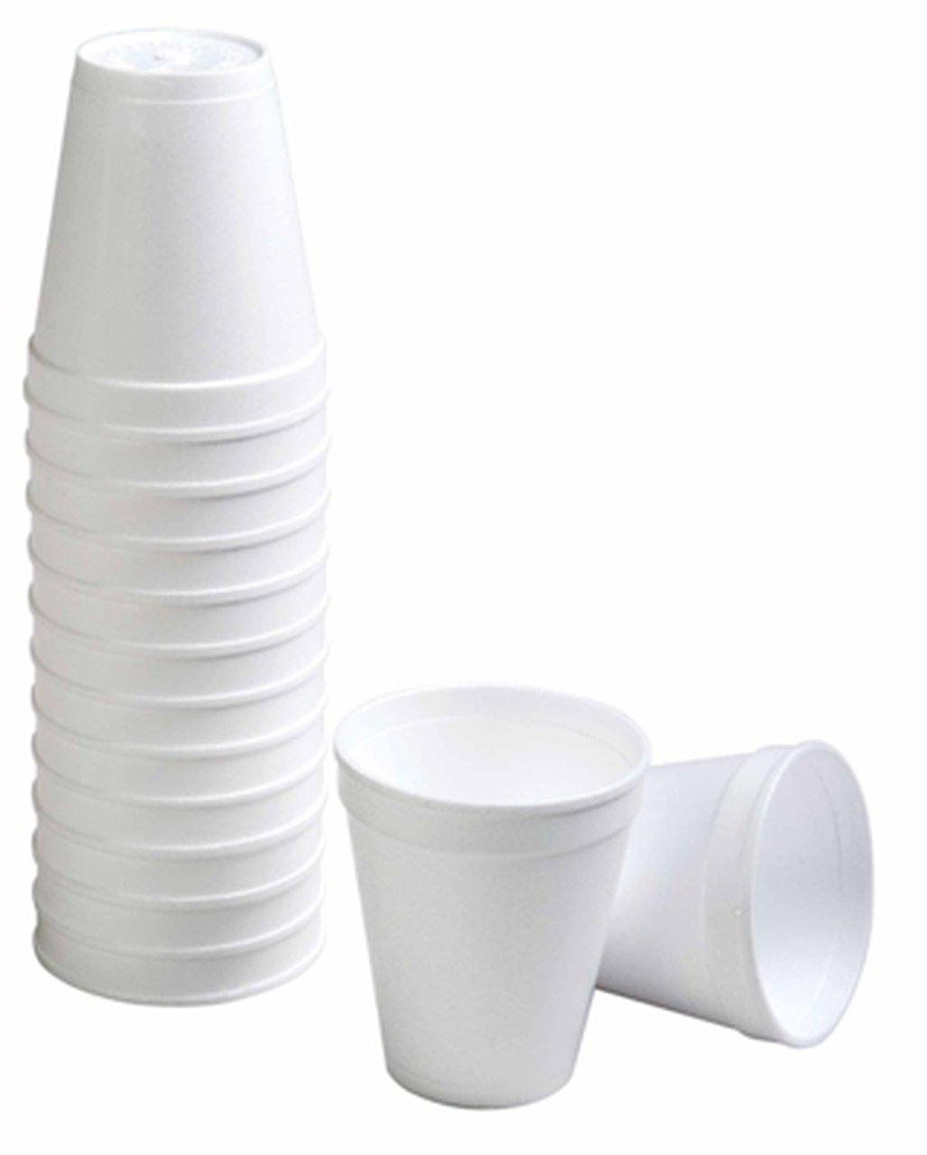 FOAM CUPS PKT 40