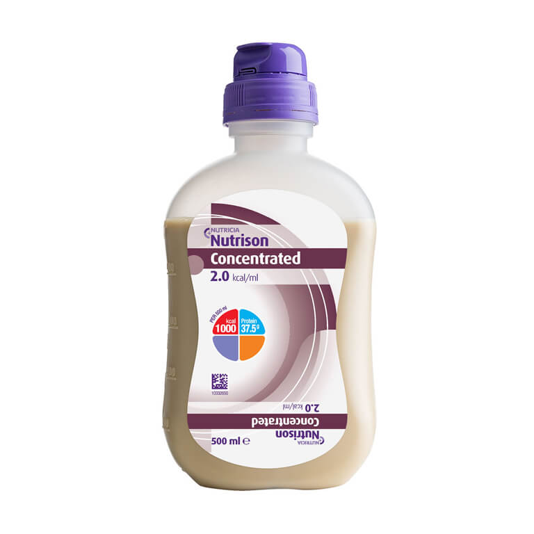 NUTRISON CONCENTRATED 500ML, BOX 8