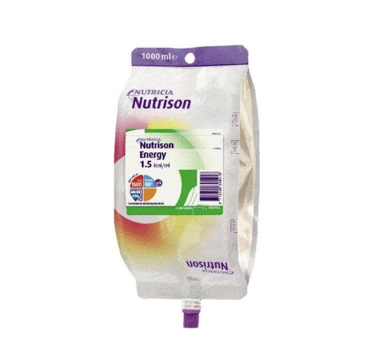NUTRISON ENERGY 1000ML, BOX 8