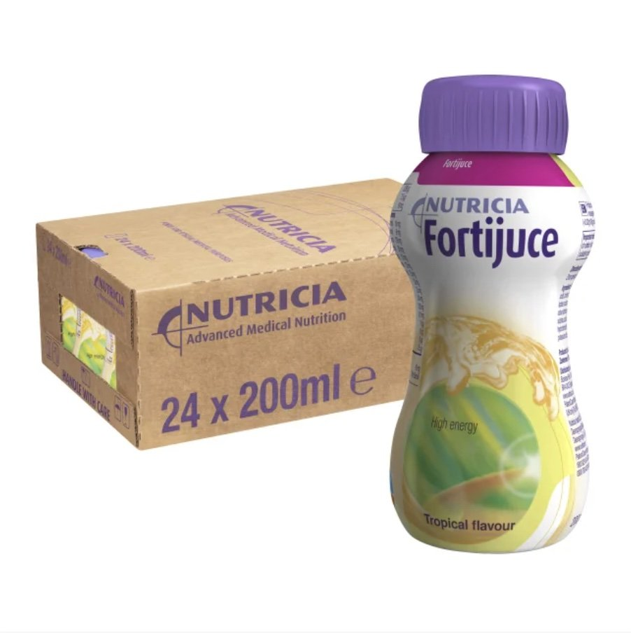 FortiJuice Tropical 200mL Bottle, Box 24