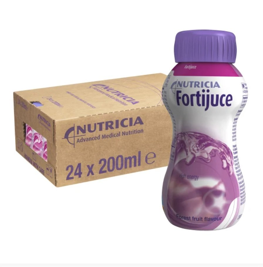 FORTIJUICE FOREST FRUIT 200ML BOX 24