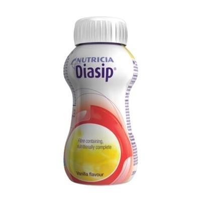 Diasip Vanilla 200mL Bottle, Box 24