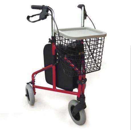 Walker - Tri with basket
