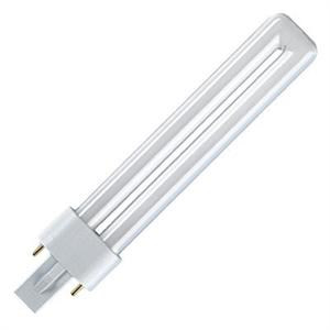 Compact Fluorescent 13W WhiteTube Globe, Box 25