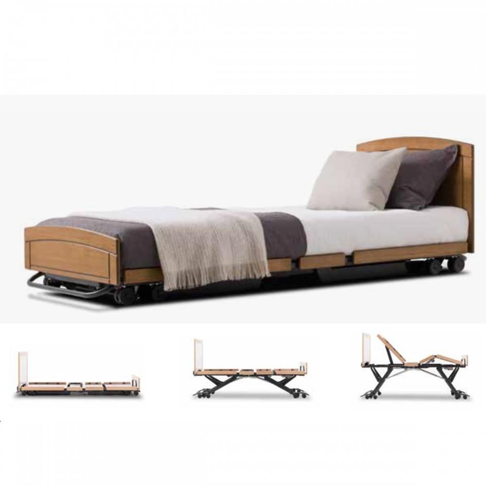 S LINE LOW BED King Single - 135mm - 700mm