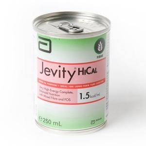 Jevity Hi Cal Unflavoured Can 250mL, Box 24