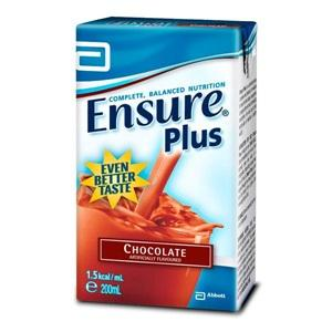 Ensure Plus Chocolate Tetra 200mL, Box 27