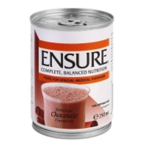 Ensure Chocolate Can 250mL, Box 24