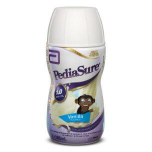 PEDIASURE VANILLA 200ML BOTTLE, BOX 30