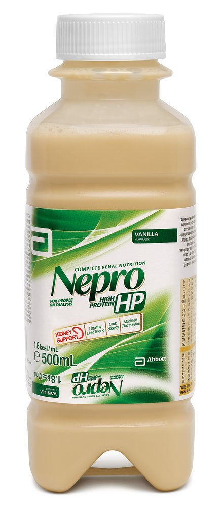Nepro HP Vanilla 500mL RTH,  pack 15