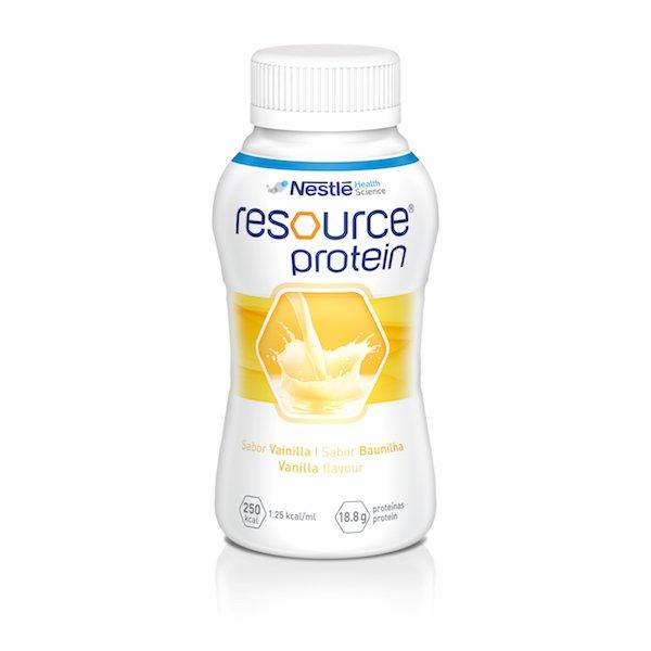 Resource Protein Vailla Bottle 200ml, Box 24