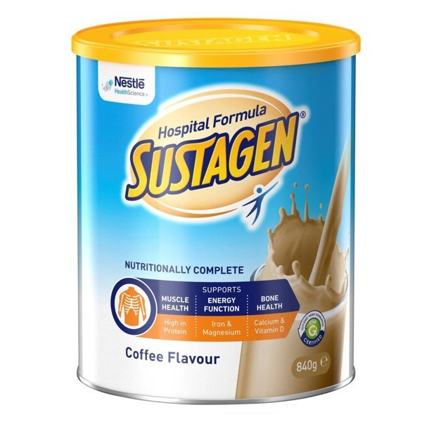 Sustagen Hospital Coffee 840gm