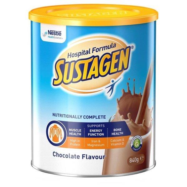 Sustagen Hospital Chocolate 840g
