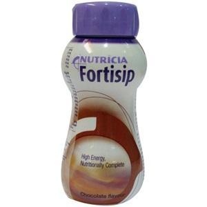 FORTISIP CHOCOLATE 200ML BOX 24