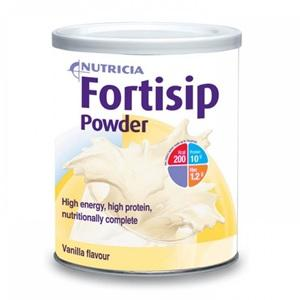 FORTISIP POWDER VANILLA 350G, EACH