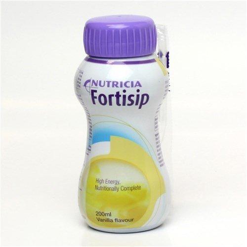Fortisip Vanilla 200ml, Box 24