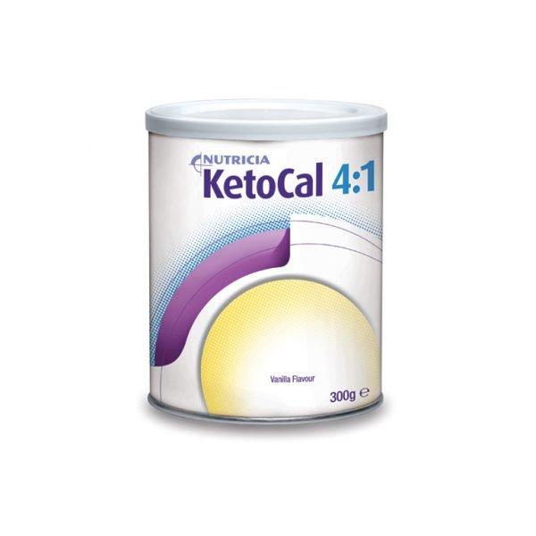 KetoCal 4:1 Powder Vanilla 300g
