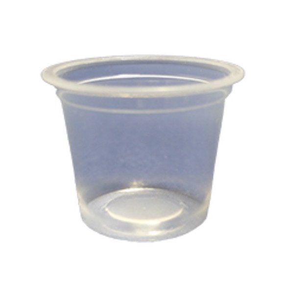 Portion Cup Squat 1 Ounce or 30mL