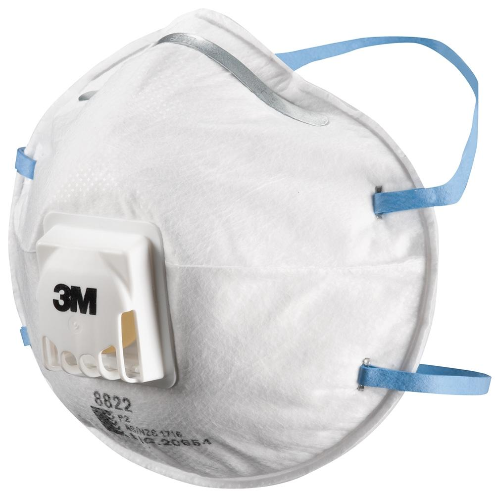 3M Particulate Respirator P2, Box 20